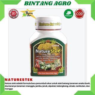 Nature stek Akar 100gr Stek Sambung Pucuk