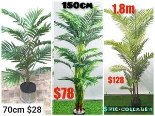 Palm plant ( Artificial Plant ) all height