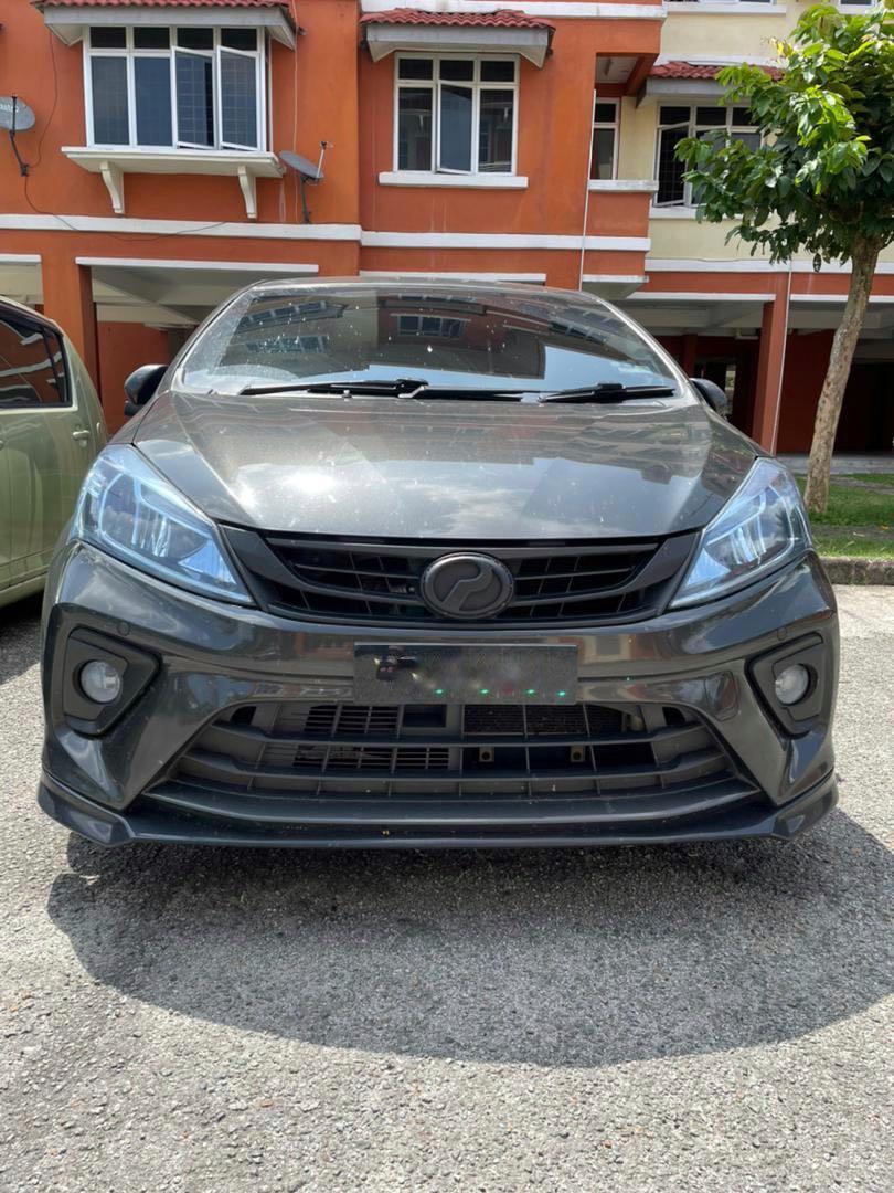 Perodua Myvi 2019 for sale