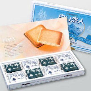 Shiroi koibito 24-pack mix