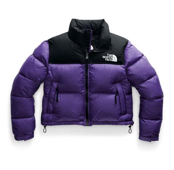 The North Face 1996 Retro Nuptuse 700 Down Crop Jacket