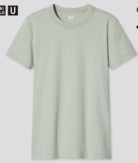 UNIQLO 青綠色短袖M號