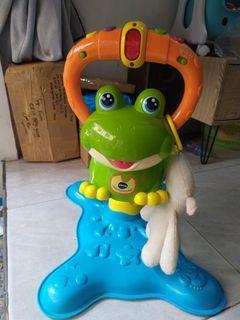 Vtech bounce time frog