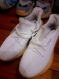 Yeezy boost 350 triple white