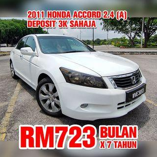 2011 Honda Accord 2.4 (Auto)