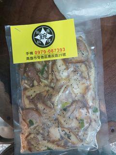 豬耳朵(小菜必備食物),獨家口味