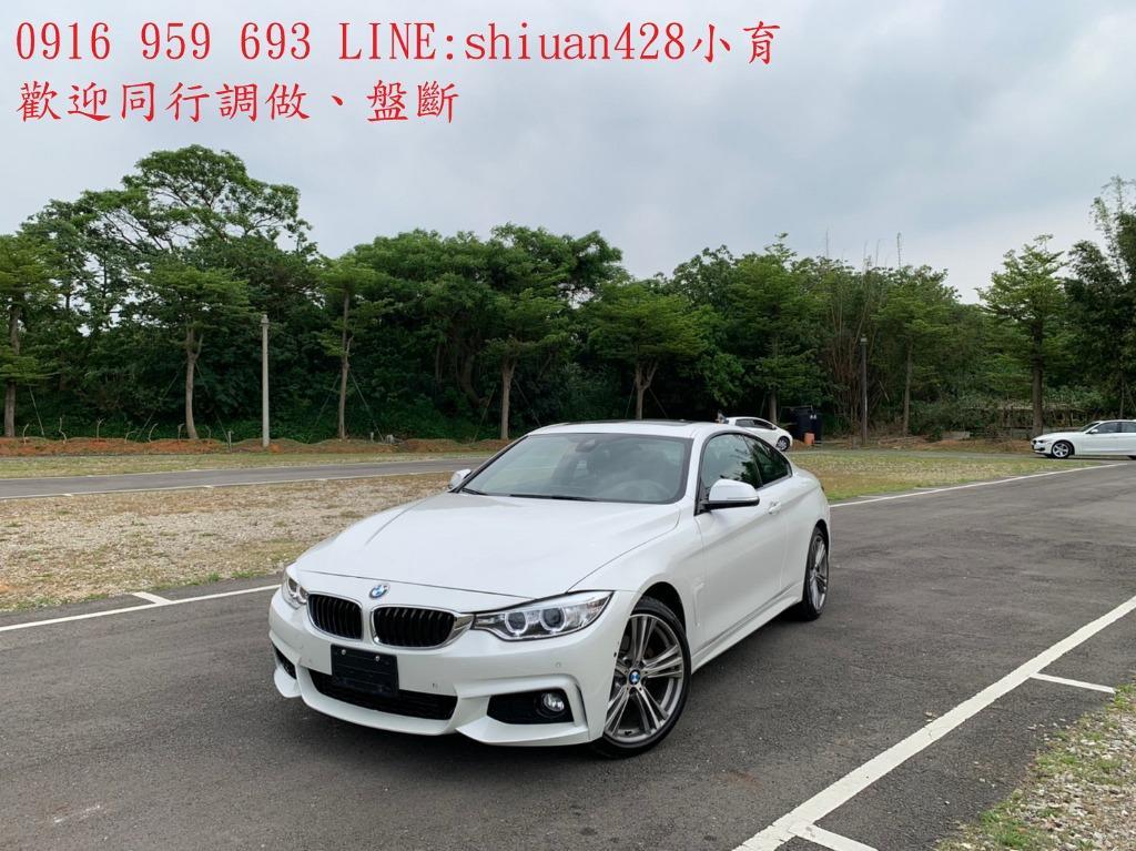 《《 2016年  BMW 428i Coupe M-Sport 2.0cc   》》