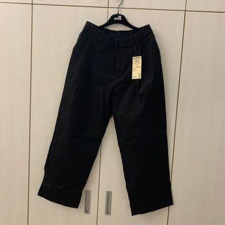 全新 無印良品 女版 寬褲 XL 未穿未下水