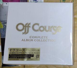オフコース (Off Course) / コンプリート・アルバム・コレクションCD BOX [完全生産限定盤]