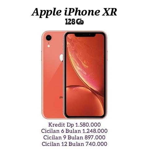 Apple iPhone XR 128Gb Kredit Bandung