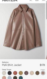 Babaton Pelli Jacket from Aritzia