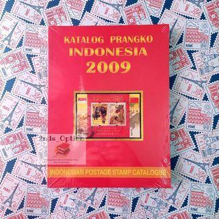 Buku Katalog Perangko Indonesia 2009 by APPI