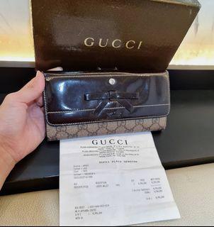 Dompet Gucci Authentic