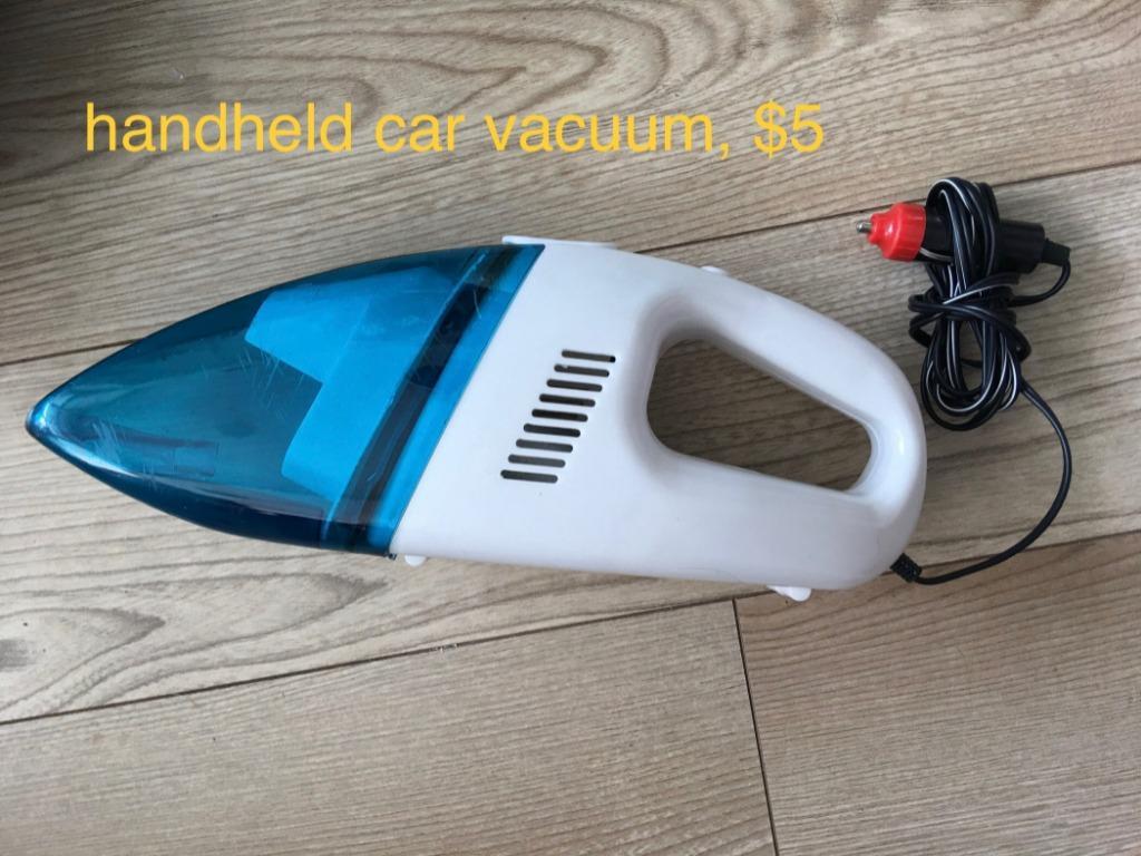 EUC Car Vacuum - Handheld Portable Cleaner Auto