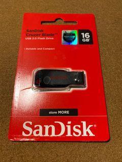Flashdisk 16 GB SanDisk Ori