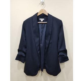 NWOT | H&M | Blue Blazer | Women 12