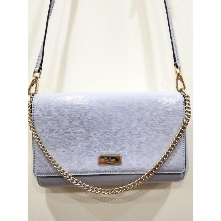 kate spade | Grey Cross Body Bag | NWOT