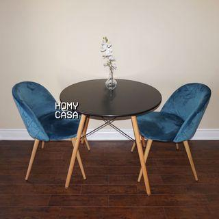 """Like New🌈 HOMY CASA Round Dining Table 31.4"""" in Diameter"""