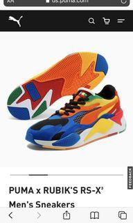 Puma x Rubiks RS-X3 Sneakers never been worn