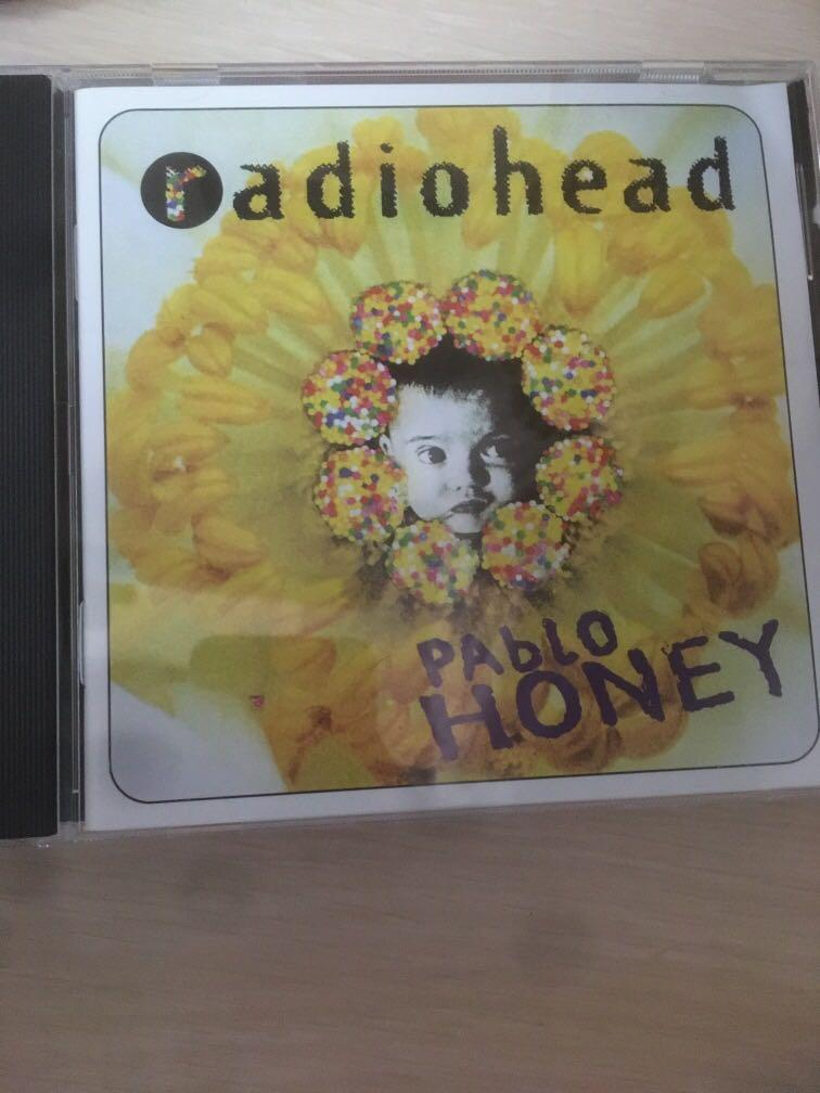 Radio head Pablo honey