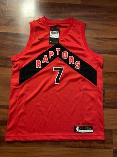 Raptors Lowry Jersey youth size - BNWT on discount