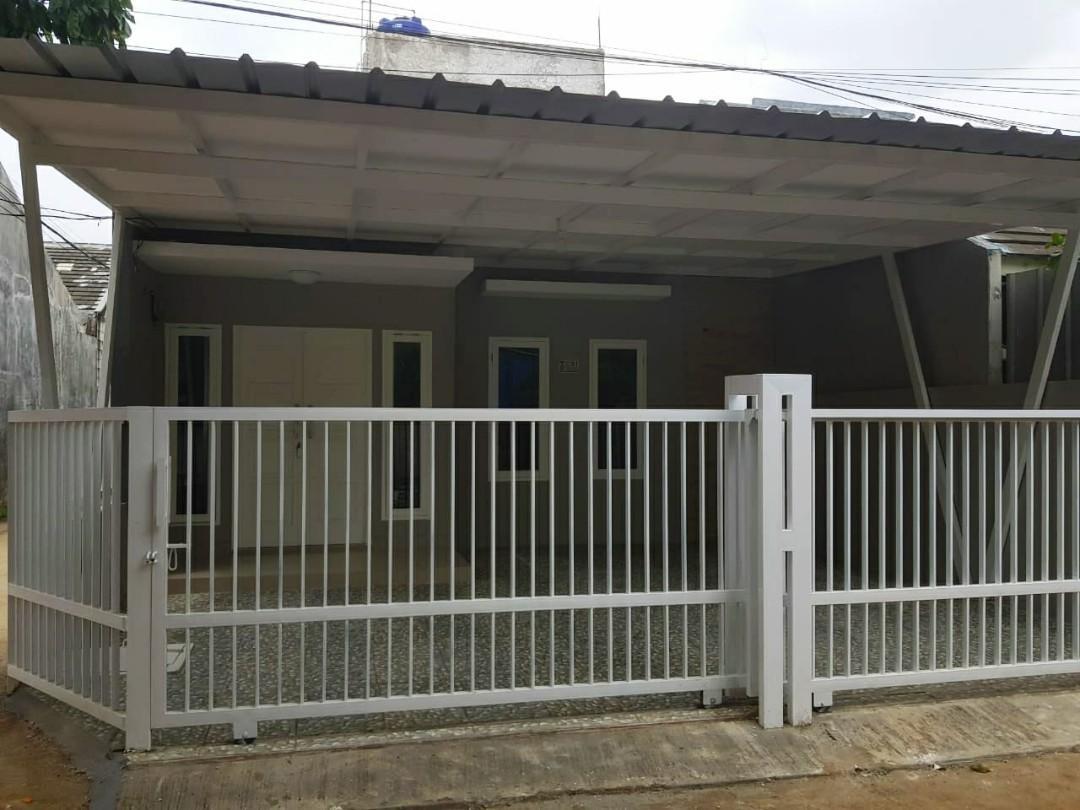 Rumah Baru Strategis Bebas Banjir di Pondok Gede Bekasi