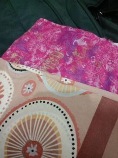 Scarf jilbab motif (harga untuk 2 pcs)