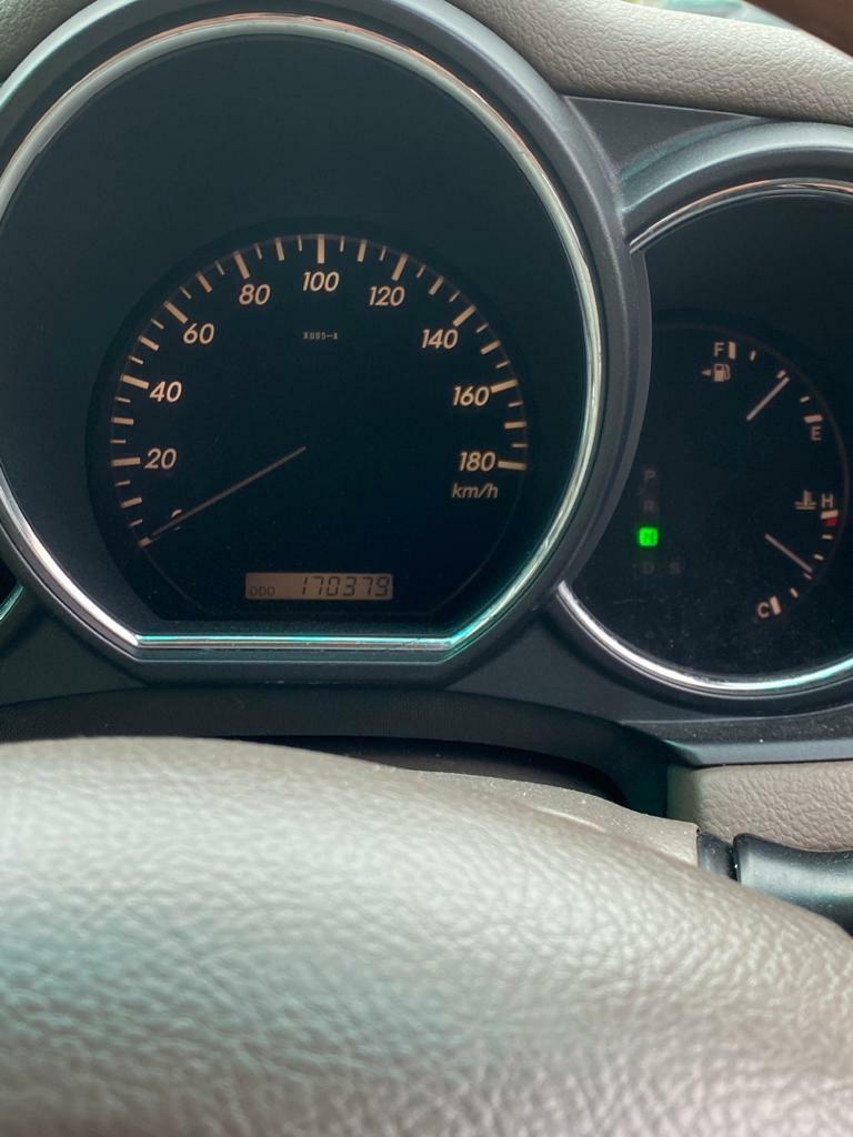Toyota harrier 3.0