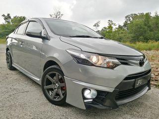 Toyota Vios 1.5 TRD SPORTIVO 2013/14(reg)