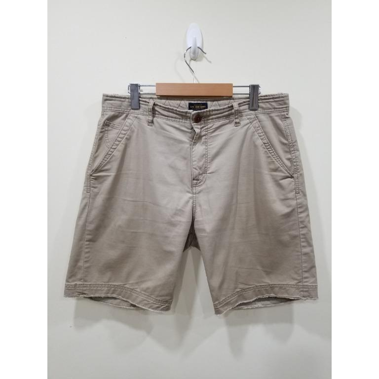 UO | Cargo & Tan Shorts | 32 W