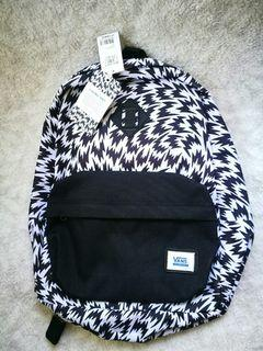 VANS x ELEY KISHIMOTO Backpack. Flash print. New Without Tags