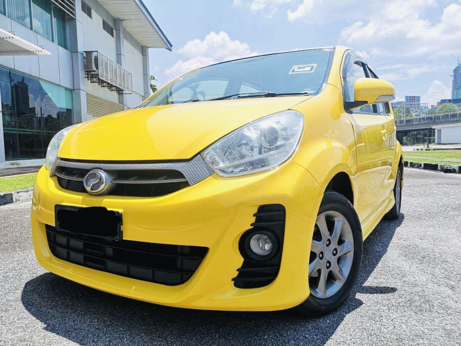 2013 Perodua Myvi 1.5SE (A)