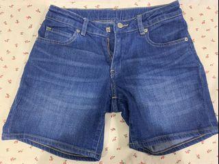 專櫃青春牛仔短褲🩳
