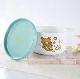 拉拉熊泡麵碗蓋
