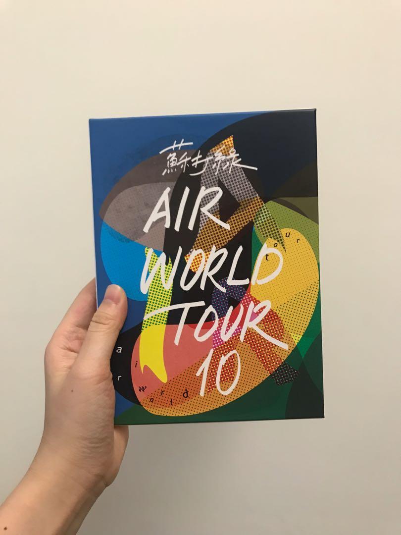 蘇打綠 Air world  tour 10 演唱會現場表演