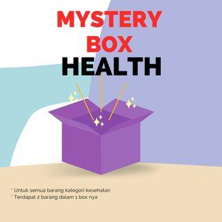 [ALL NEW PRODUCT] Mystery Box Health