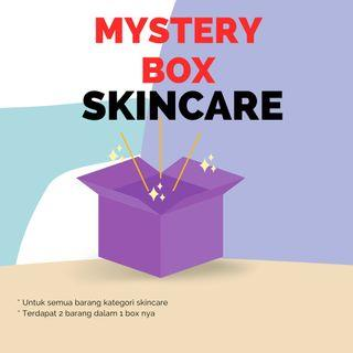 [ALL NEW PRODUCT] Mystery Box Skincare