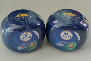 ar FUM Antibacterial Laundry Capsule 42pcs