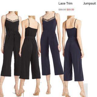 #ramandansale Black Jumpsuit