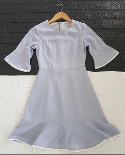 Blue Dress Longsleeve
