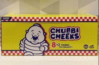 Chubbi cheeks 原條全盒 8常品+2隱藏版 盲盒 麥當勞 KFC 出前一丁 米芝蓮 非popmart tiny