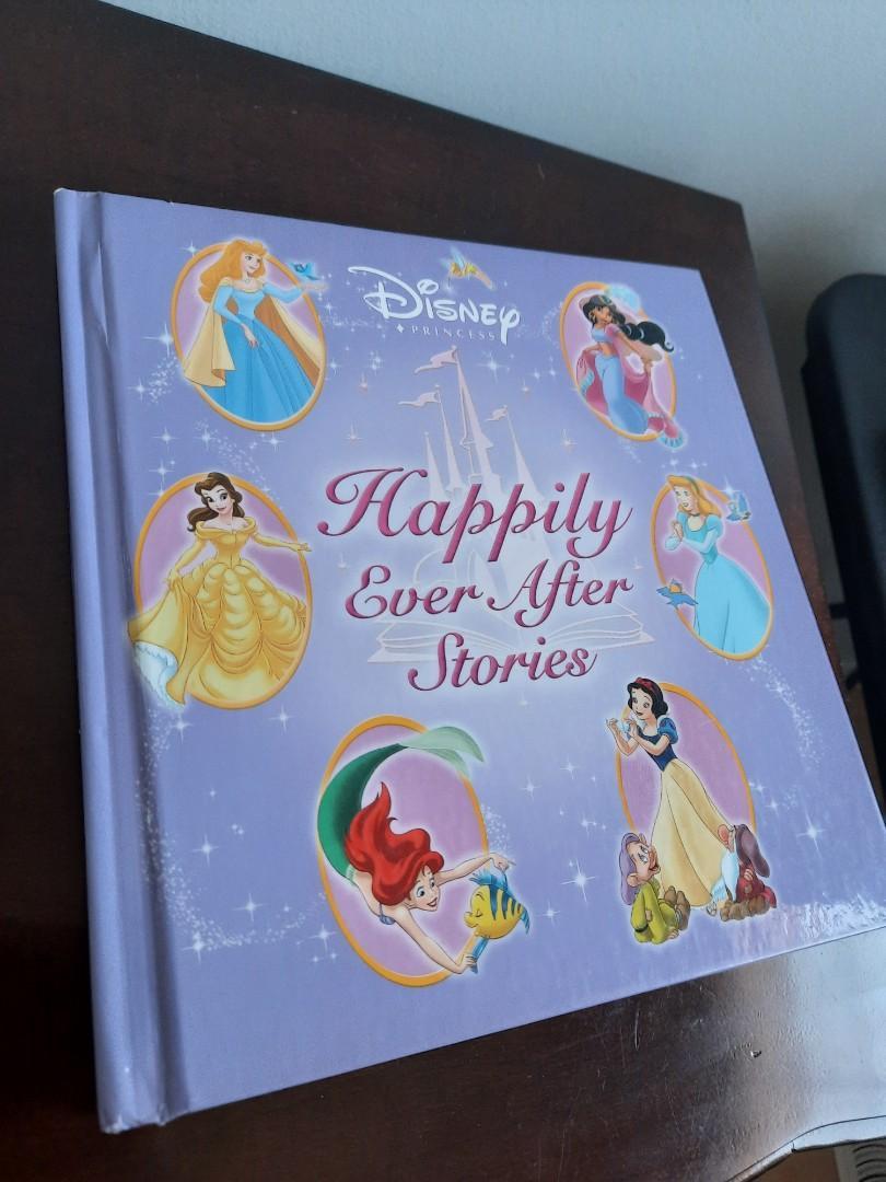 Disney Princess' Fairytale Stories