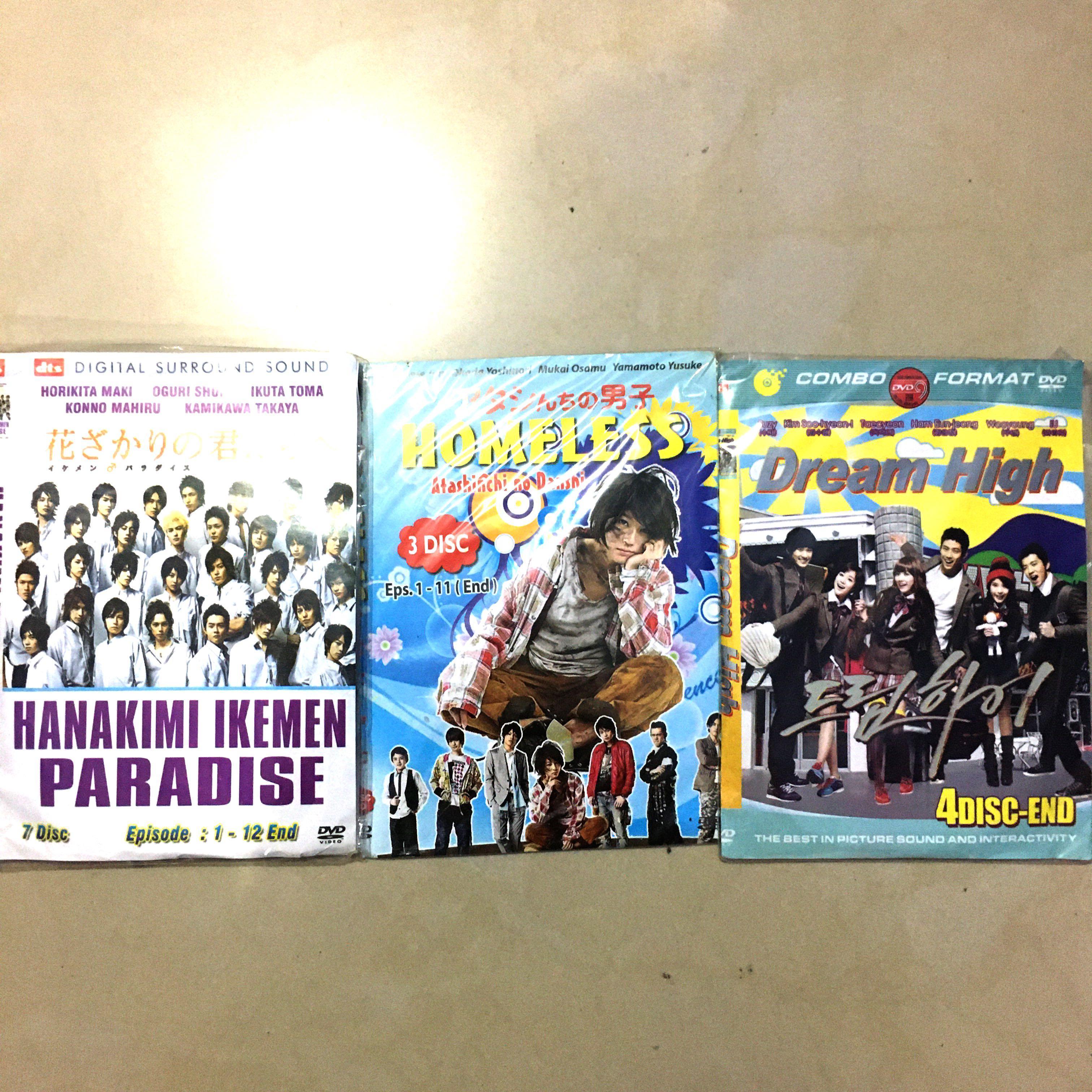 DVD K-Drama J-Drama (Take All 14 Discs)