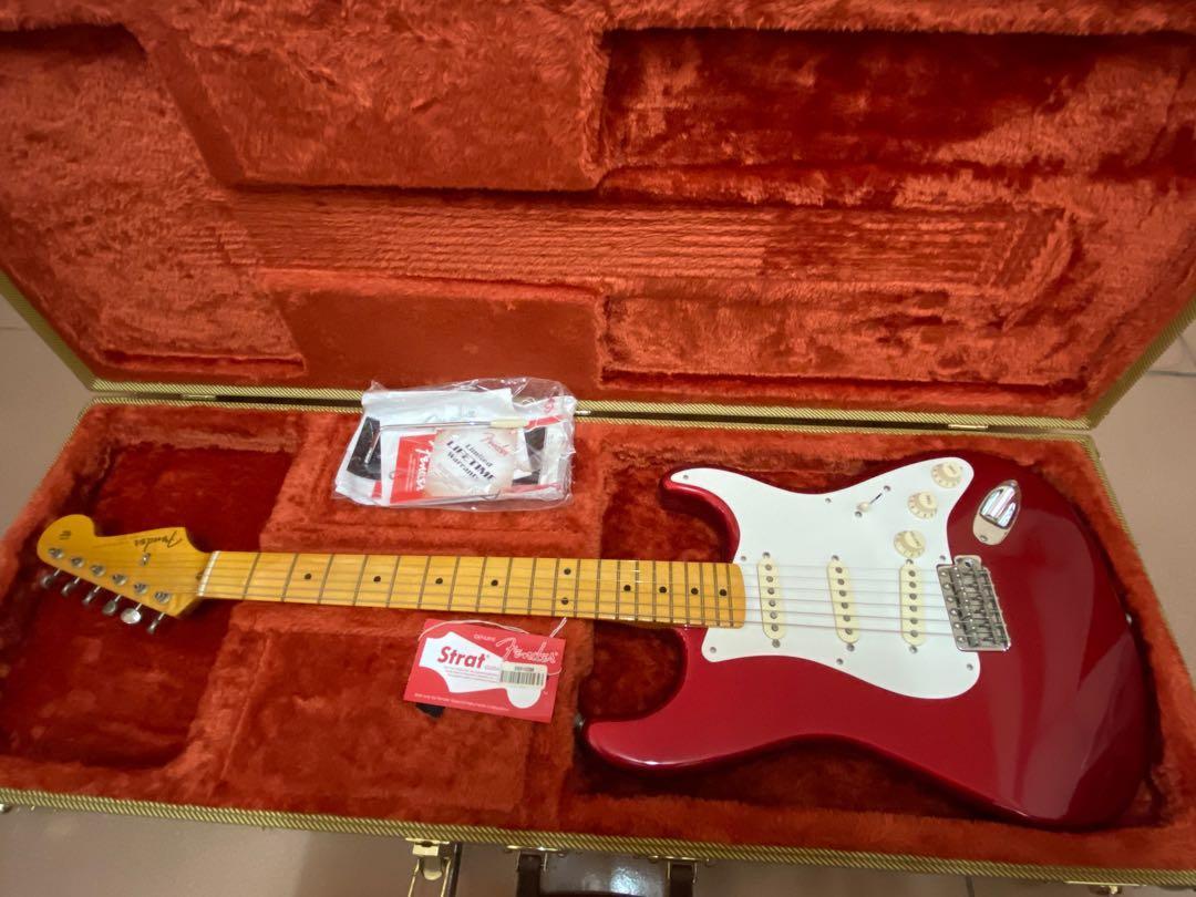 Fender Classic 50s Stratocaster Lacquer (墨廠)