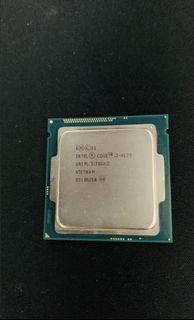 i3-4170 @3.7Ghz processor socket 1150