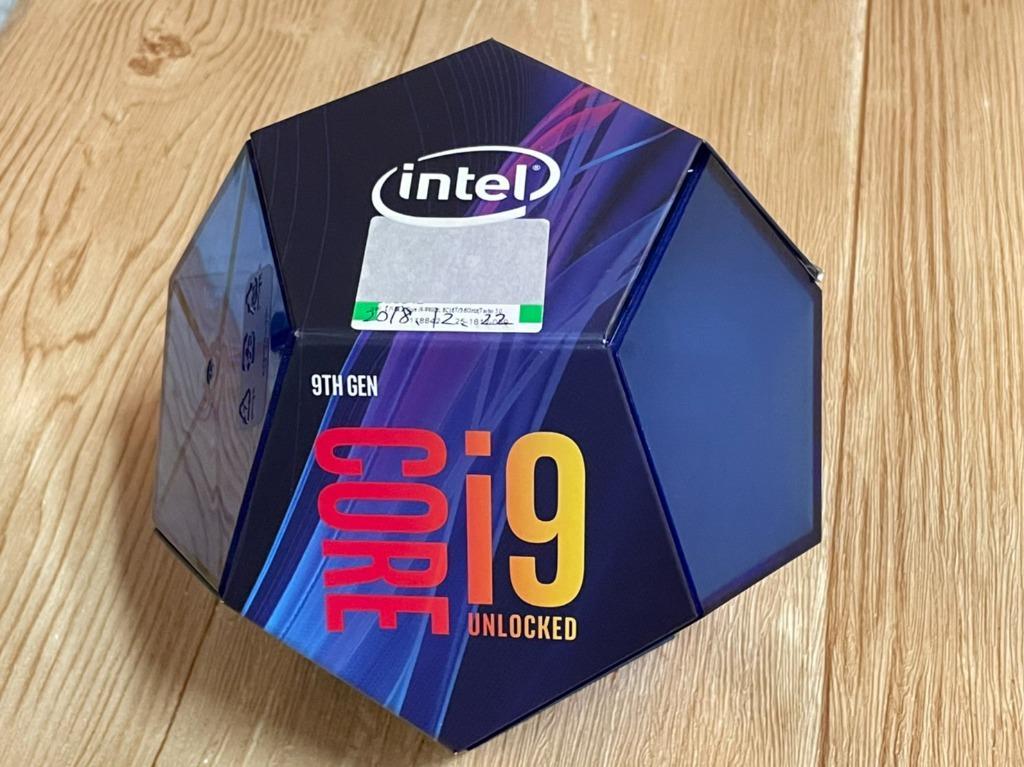 Intel CPU i9 9900k