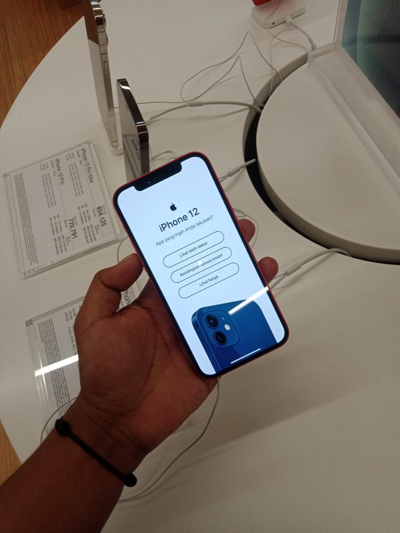 Iphone 12 bisa di kredit tanpa cc DP Mulai 0%