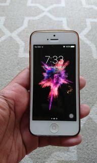 iPhone 5 64 gb Ex Japan