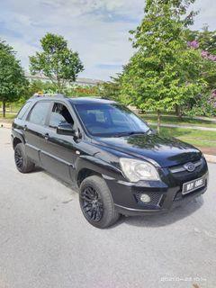Kia Sportage 2.0 Auto 4WD