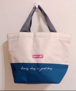 《全新》韓國🇰🇷Neoflam 保冷/溫(便當🍱)提袋~便宜賣